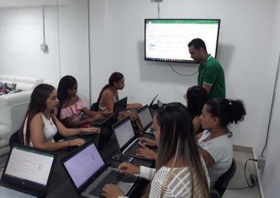 Curso Banacol, Tropical y Uniban