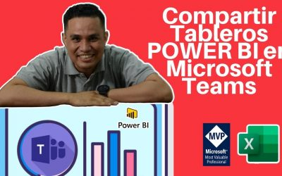 Compartir Tableros POWER BI en Microsoft Teams | ExcelAprende